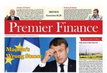 Premier Finance Newspaper – No 818 – Tehran,Iran