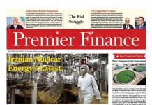 Premier Finance Newspaper – No 819 – Tehran,Iran