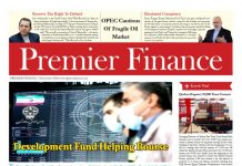 Premier Finance Newspaper – No 842 – Tehran,Iran