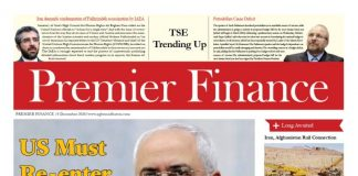 Premier Finance Newspaper – No 843 – Tehran,Iran